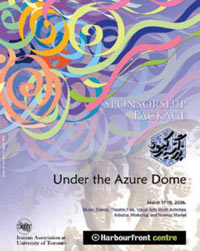 Under the Azure Dome Poster