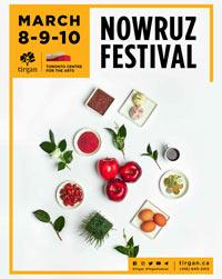 Nowruz 2019 Poster