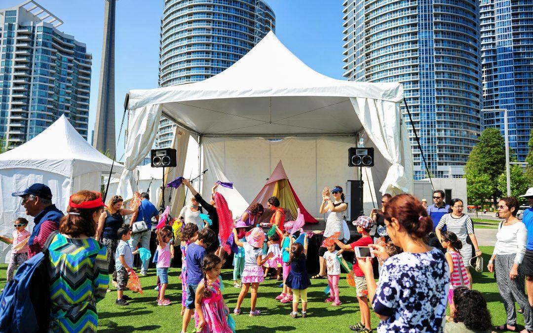 Kids Programs at Tirgan Festivals
