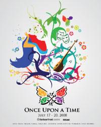 Tirgan 2008 Poster